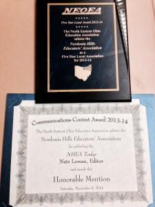 nhea award